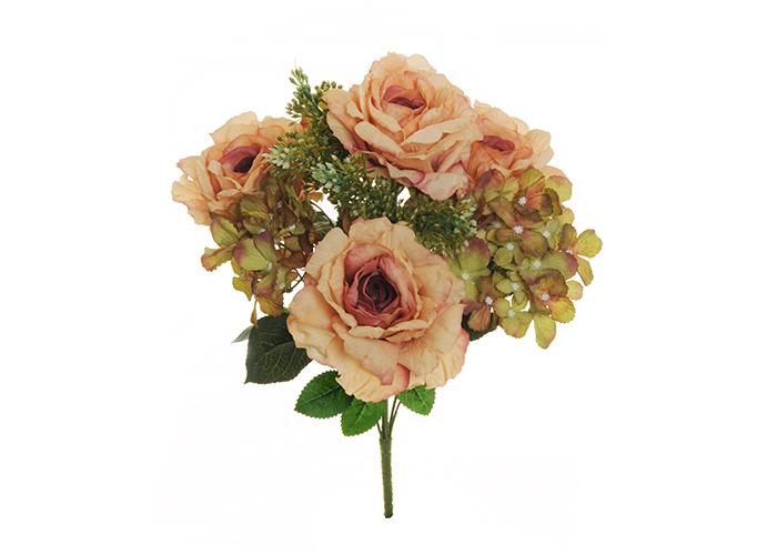 N 1 Bush Rosa Regina Ortensia ...