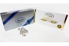 Confetti Buratti Oro/argento Gusto Mandorla