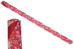 Bobina Magic Night Rossa Mt 1x25 Confezionamento Incarti Natale