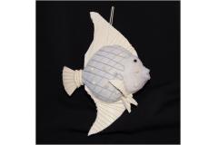 Pesce Corda Stoffa Marittime Mare Modernariato
