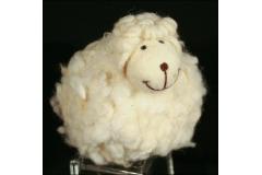 Pecorella Lanosa Morbida 8 Cm