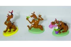 Scooby-doo Medio In Resina